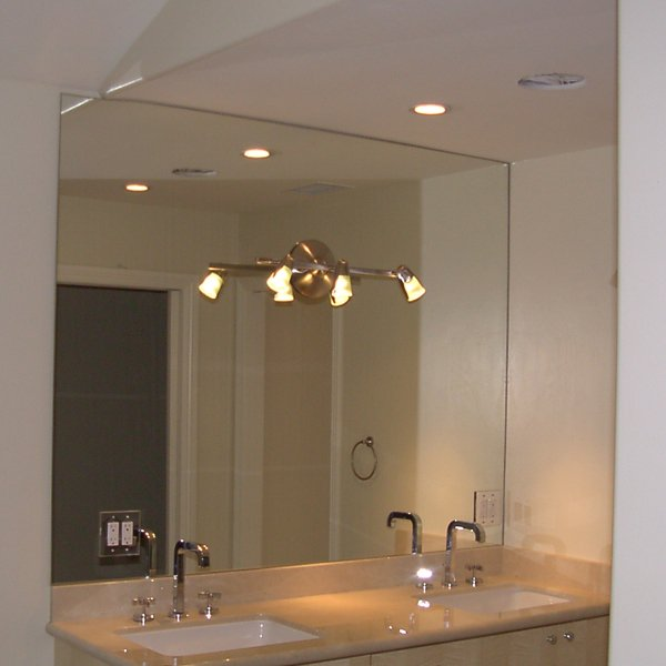 Espejos aluminio y vidrios del norte - Pegar espejo en pared ...