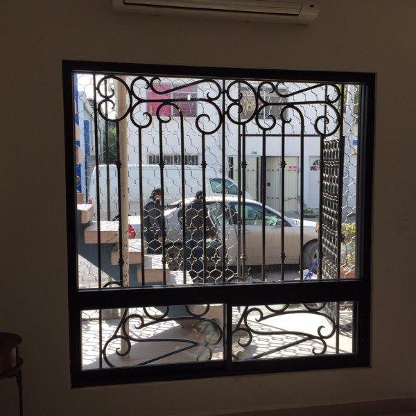 Puertas y ventas aluminio y vidrios del norte for Catalogo de puertas de aluminio